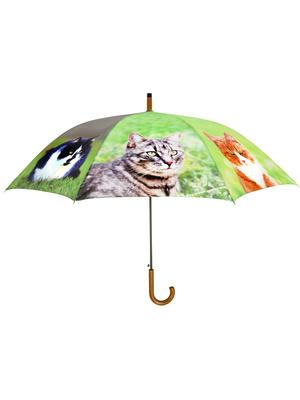 Parapluie fantaisie motifs chats