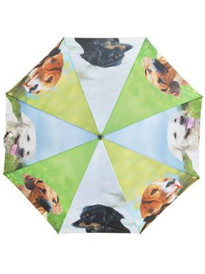 Parapluie fantaisie motifs chiens