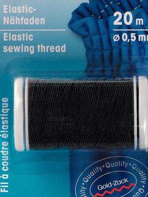 Bobine de fil élastique pour fronces