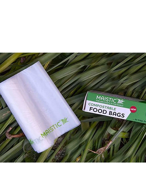 20 sachets conservation alimentaire bio