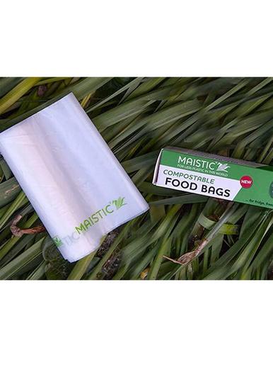Lot de 12 sachets conservation alimentai -  - Translucide