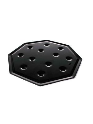 Diffuseur de chaleur octogonal émaillé