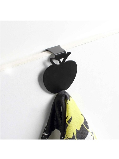Crochet torchon  pour tiroir décor pomme
