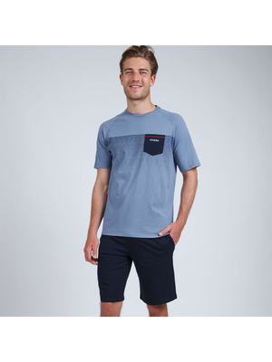 Pyjama court col rond homme Easy Style