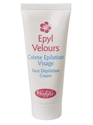 Crème épilation visage Epyl Velours