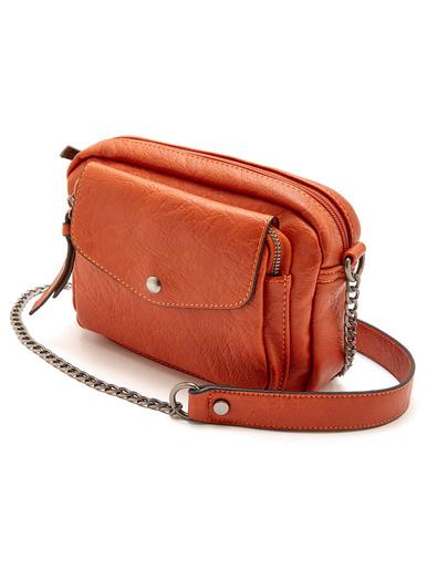 Petit sac forme pochette - Balsamik - Orange