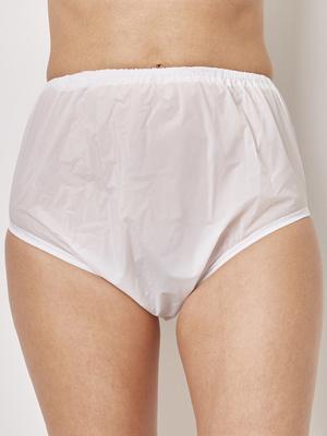Lot de 2 culottes d'incontinence PVC