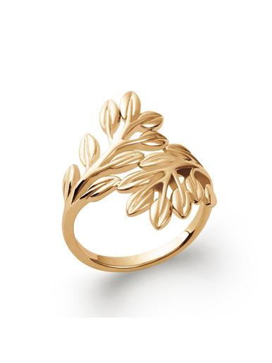 Bague plaqué or - Maison de la bijouterie - Modalova
