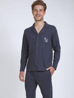Pyjama ouvert homme